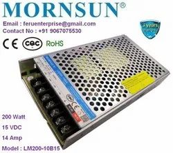 LM200-10B15 Mornsun SMPS Power Supply
