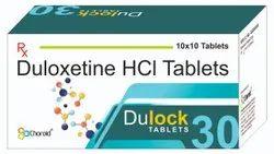 Duloxetine 30 mg Tablets (Dulock 30)