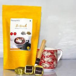 Flavourin Le Hemch Ashwagandha Hot Chocolate, Packaging Type: Seal Pouch