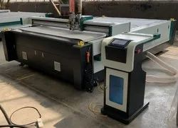 CNC Knife Cutting Machine For Acoustic Board