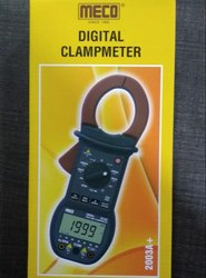 MECO 2003A  DIGITAL CLAMP METER