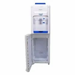 Atlantis Blue Hot And Cold Water Dispenser With Fridge