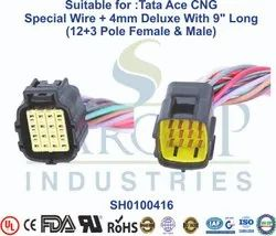 Automotive Ata Ace Cng Special Wire  4mm Deluxe With 9