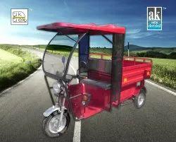 Mini Metro Electric Rickshaw & Loader