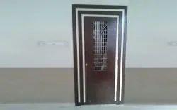 Wooden Safety Door, Size: 8x4 Feet