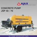Ajax Concrete Pump