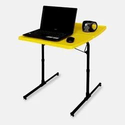Multi Purpose Laptop Table (Yellow)
