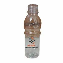 Screw Cap 200 ML Juice PET Bottle