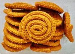 Shree Foods Masala Murukku Chakli, Packaging Size: 500gm