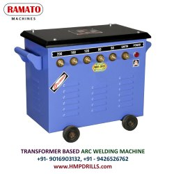 RAMATO 200A Air Cooled Transformer Based Arc Welding Machine