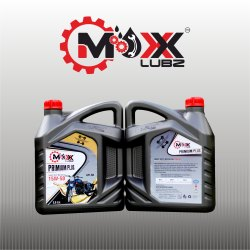 Engine Oil 15W50