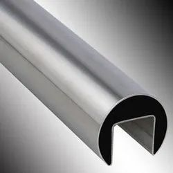 Slotted Stainless Steel Tube