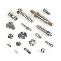 Milling Machine Components