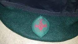 Logo Beret Cap