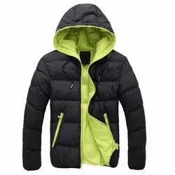 Cotton Men Ladies Jackets With Hoods