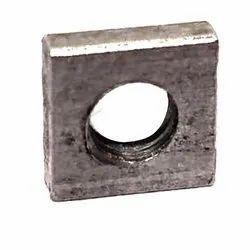 4 mm MS Square Nut