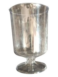 70 ml Disposable PET Wine Glass