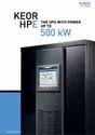 Numeric Legrand Keor HPE 200kva UPS