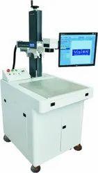 Piston Ring Laser Marking Machine
