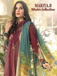 Shree Fabs Mariya B Winter Collection Pashmina Salwar Suits Catalog