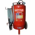 Safety Plus B, C 75kg Dry Chemical Powder Fire Extinguishers, For Industrial