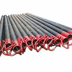 MS Steel Round Derrick Poles