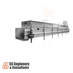 Vegetable Drying Conveyor