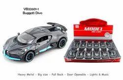 Buggati Divo Car Toy