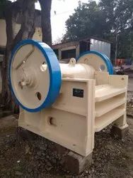 48 x 10 Inch Single Toggle Grease Base Jaw Crusher
