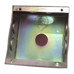 Mild steel 8-Way Square Electric Fan Box, For Junction Boxes