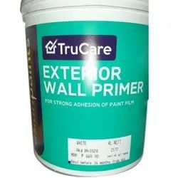 Asian Paints Water Based Paint Trucare Exterior Wall Primer, Packaging Type: Bucket, Packaging Size: 4 L