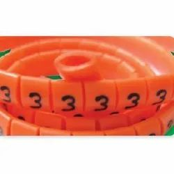 Oval Shape Cable Markers