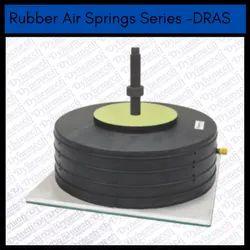 Rubber Air Springs - Series DRAS