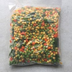 BVG A Grade Frozen Vegetables, LDPE Pouch, Packaging Size: 1 Kg