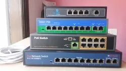 15W Network Switches