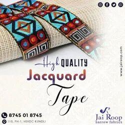 High Quality Jacquard Tape