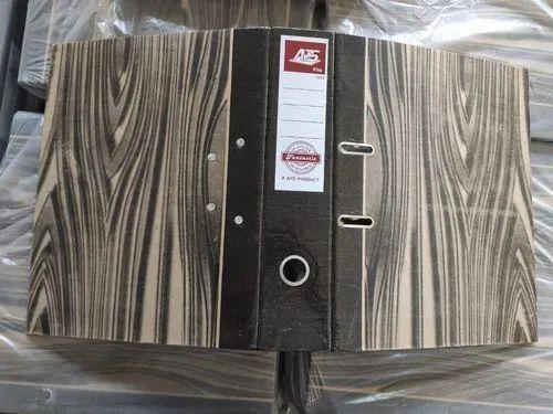 Hard Binding Box File