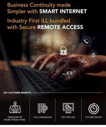 Wifi Smart High Speed Internet Service, in Pan India