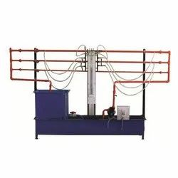 Friction Factor In Pipes Pipe Flow Analysis Setup
