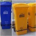 660 Liter Wheeled Garbage Dustbin