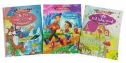 UKG Children Stories Book, English