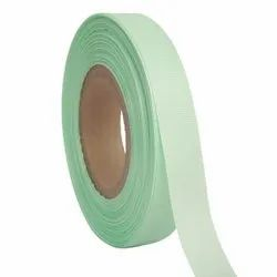 Grosgrain - Pista Green Ribbons 25mm/1''Inch Gross Grain Ribbon 20mtr Length
