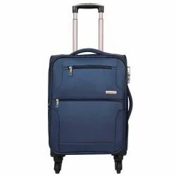 Murano Black Stylish Trolley Bag, For Travelling