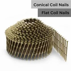 Wire Coil Nail