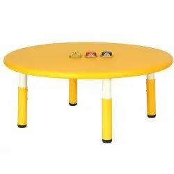 Round Table Plastic