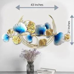 Glossy Canvas Decorative Wall Painting, For Home Decor, Size: 43 X 3 X 21 Inches