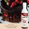 Chocolate Multi Purpose Liquid Food Colours