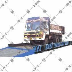 Commercial Public Weighbridge