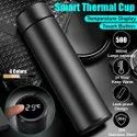 Smart Flask With Temperature Display