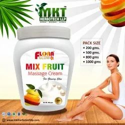 MKT Female Mix Fruit Massage Cream, For Personal & Parlour